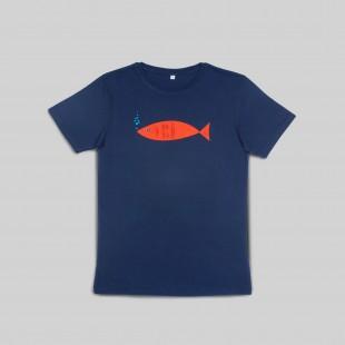 T-shirt Pesce uomo